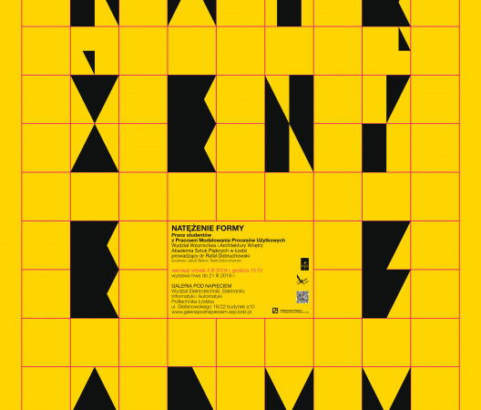 Qualified for International Poster Biennale Lublin 2019