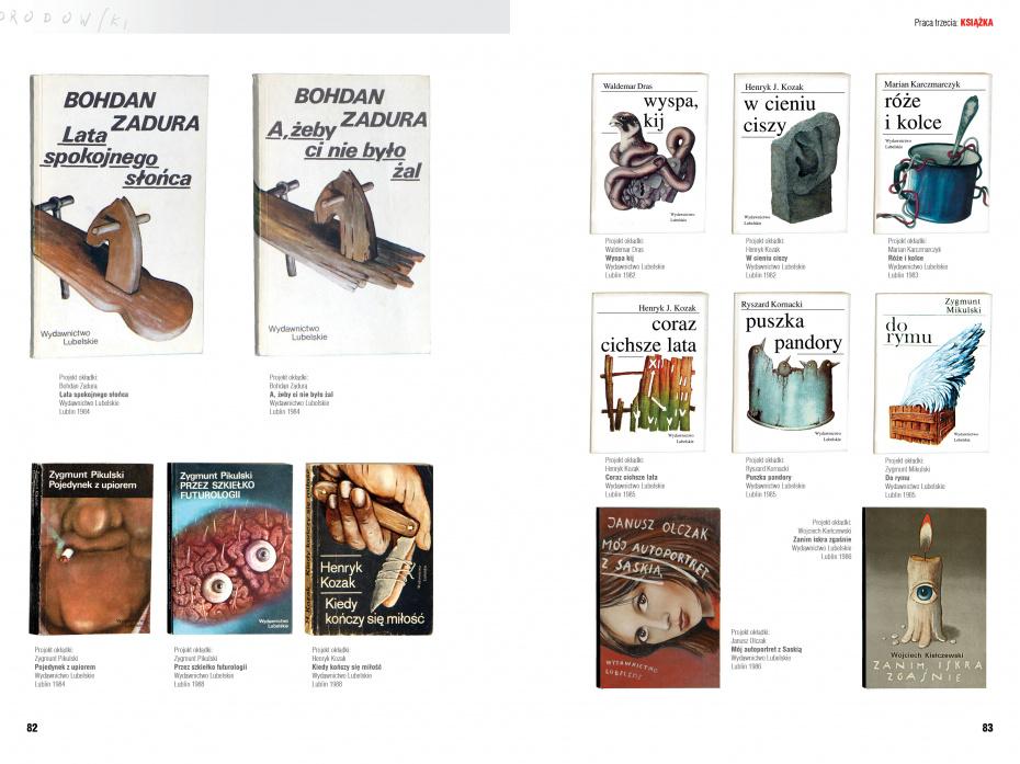 Wystawa plakatu i grafiki wydawniczej 1