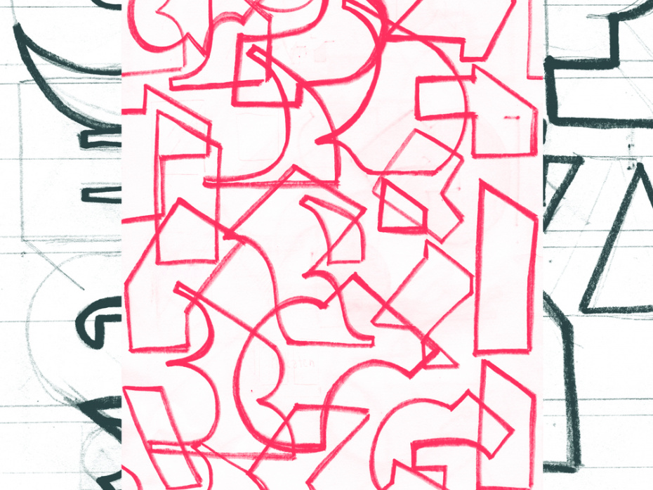 Typography space 1