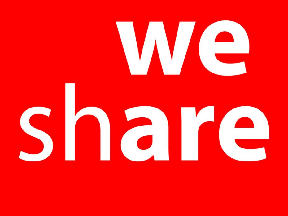 We shAre 1