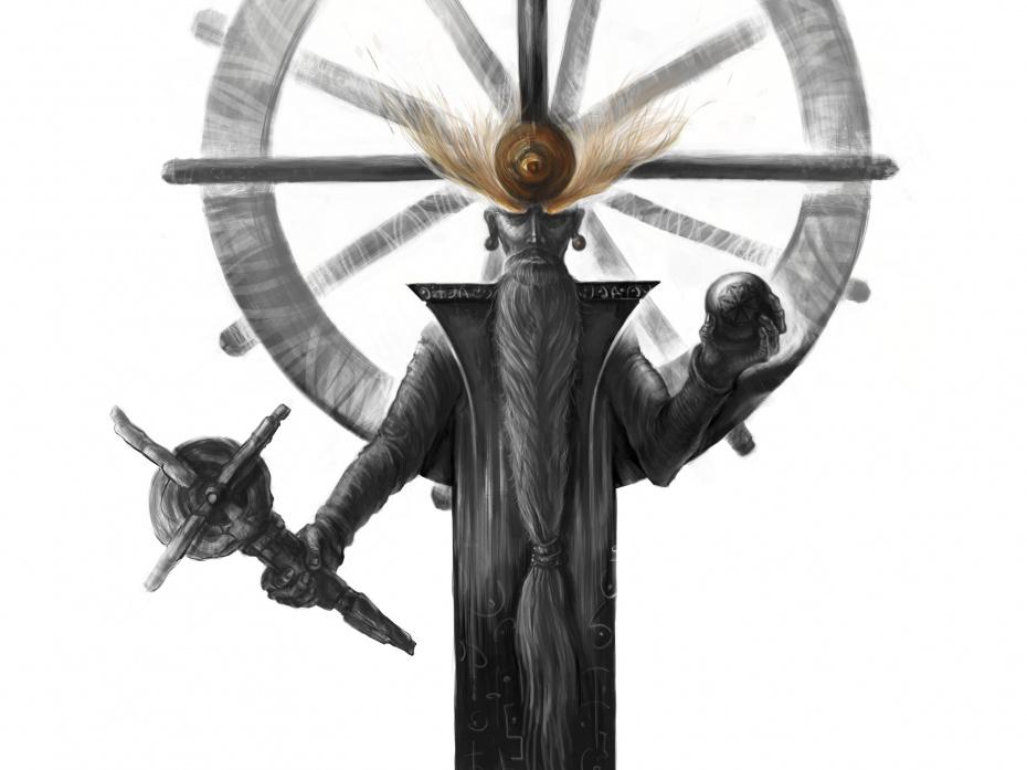 GOD OF THE SUN (BELARUSSIAN  & SLAVIC MYTHOLOGY) 1