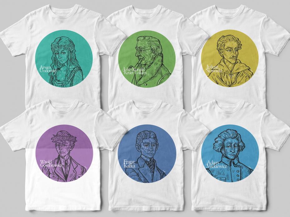 Projekty T-shirtów #2 1
