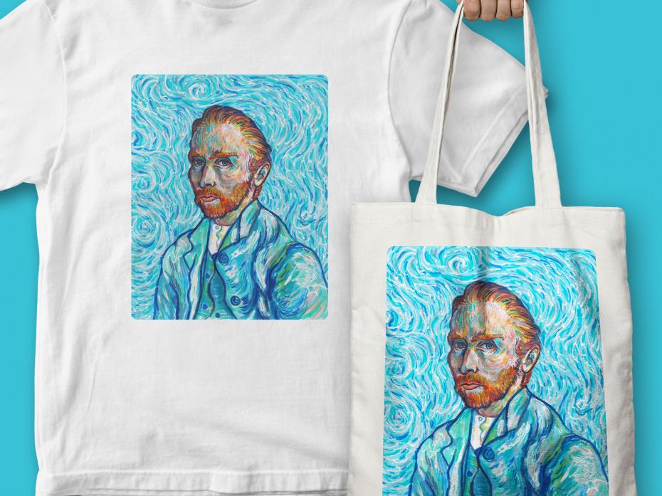 Wielcy artyści - Koszulki i torby 1
