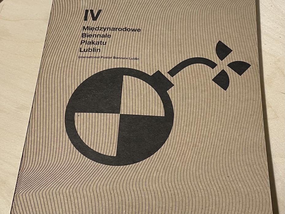 International Poster Biennale Lublin 2019 Catalogue 1
