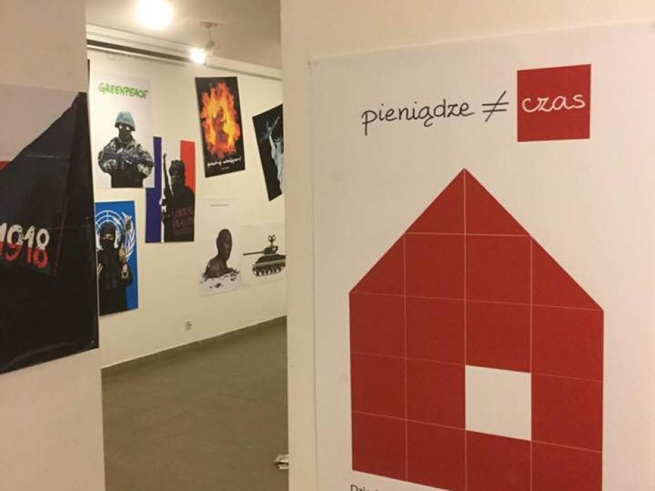 Wystawa plakatów 1