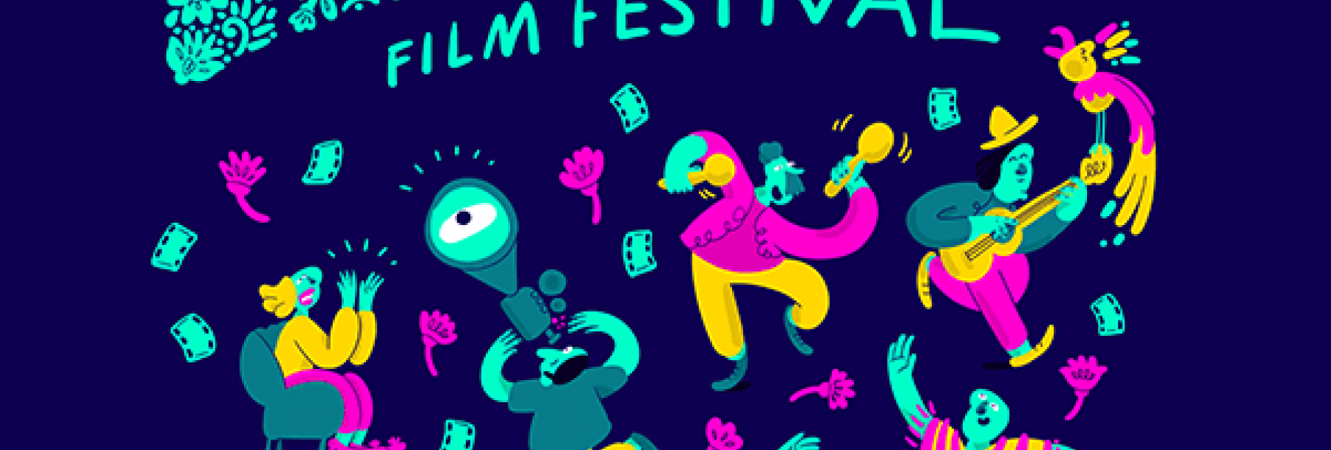 27th San Diego Latino Film Festival International Poster Competition