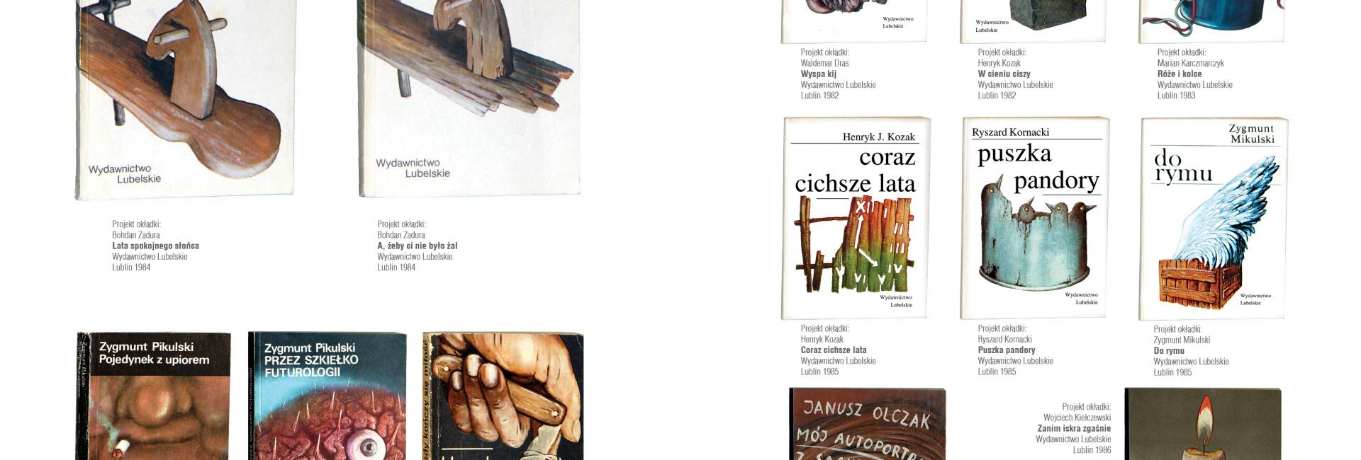 Wystawa plakatu i grafiki wydawniczej