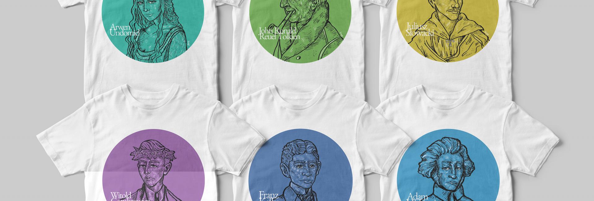 Projekty T-shirtów #2