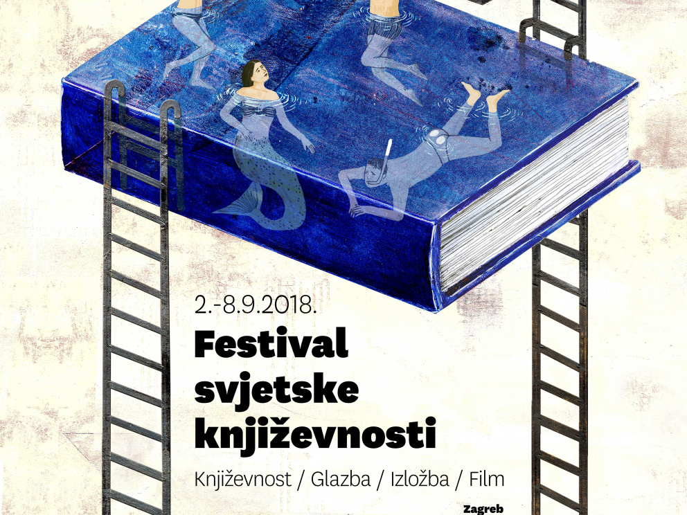 Festival of World's Literature / Poster