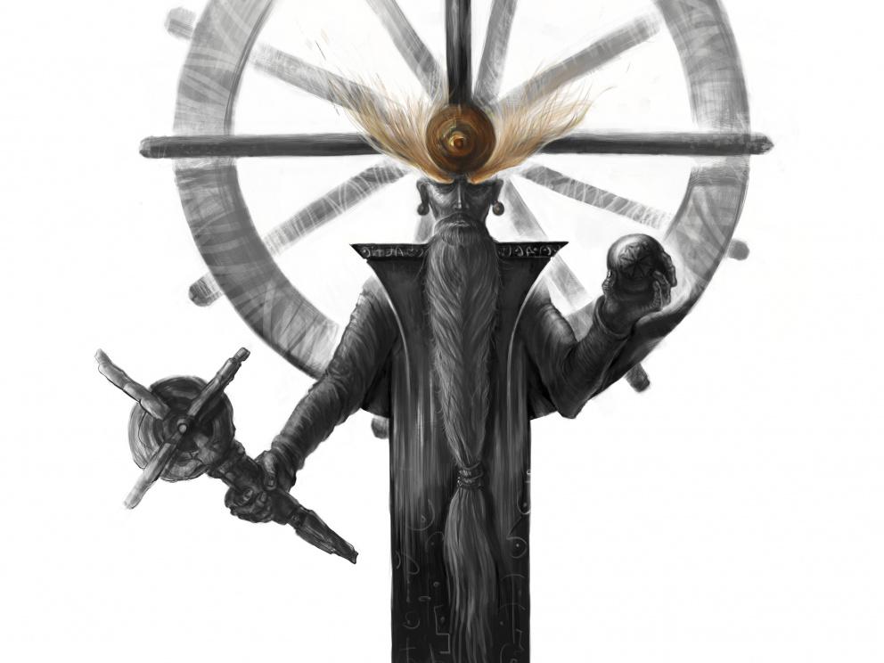 GOD OF THE SUN (BELARUSSIAN  & SLAVIC MYTHOLOGY)