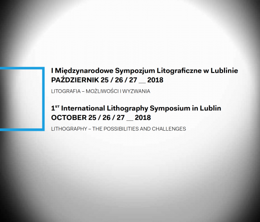 1. Międzynarodowe Sympozjum Litograficzne