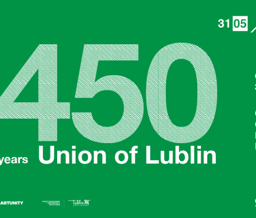 International Poster Biennale Lublin 2019 – 450 years Union of Lublin