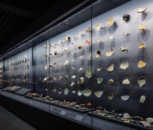 Exhibition Room of Shaanxi Academy of Archaeology