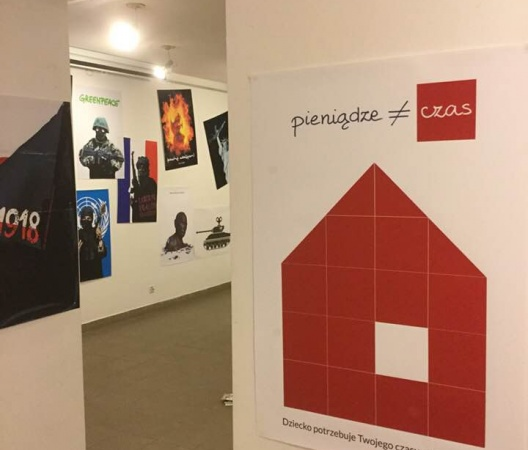 Wystawa plakatów