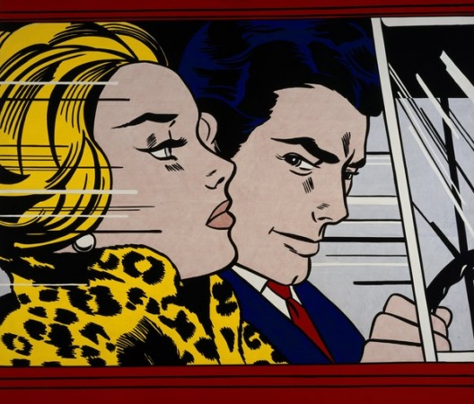 ARTIST ROOMS ROY LICHTENSTEIN IN FOCUS