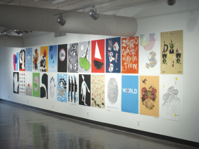 The World After International Poster Exhibition 2