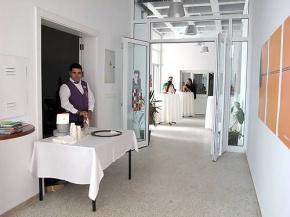 Onish Aminelahi solo poster exhibition 5