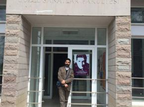 Onish Aminelahi solo poster exhibition 6