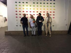 20*20 | Poster For Peace | Gardiner Gallery of Art, Oklahoma, USA | The Palace Prison 'Qasr' Gallery, Tehran, IRAN | 3