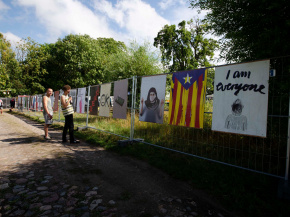 ANFACHEN AWARD 2017 »Tolerance«, International Poster Exhibition, Hamburg 2