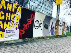 ANFACHEN AWARD 2017 »Tolerance«, International Poster Exhibition, Hamburg 18