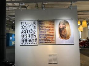 ANFACHEN AWARD 2017 »Tolerance«, International Poster Exhibition, Hamburg 28