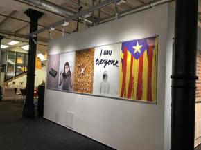 ANFACHEN AWARD 2017 »Tolerance«, International Poster Exhibition, Hamburg 29