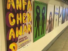 ANFACHEN AWARD 2017 »Tolerance«, International Poster Exhibition, Hamburg 30