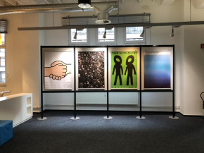 ANFACHEN AWARD 2017 »Tolerance«, International Poster Exhibition, Hamburg 32