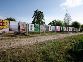 ANFACHEN AWARD 2017 »Tolerance«, International Poster Exhibition, Hamburg 38