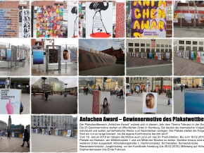 ANFACHEN AWARD 2017 »Tolerance«, International Poster Exhibition, Hamburg 43