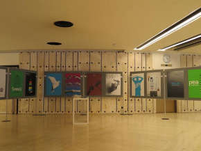 "Invitational Poster Exhibition:""Art for Peace Exhibition"" - The United Nations Office at Geneva 14"