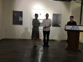 One Belt One Road — Contemporary Art Exhibition 3