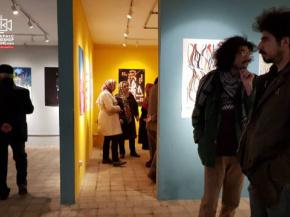 Invitational Poster Exhibition: HAFEZ | Dena Gallery,TEHRAN | Kiavash Gallery, TABRIZ 6