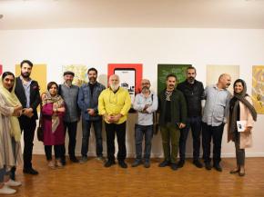 Invitational Poster Exhibition: HAFEZ | Dena Gallery,TEHRAN | Kiavash Gallery, TABRIZ 9