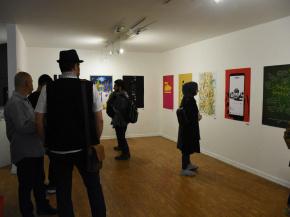 Invitational Poster Exhibition: HAFEZ | Dena Gallery,TEHRAN | Kiavash Gallery, TABRIZ 13