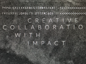 Creative colaboration with impact 3