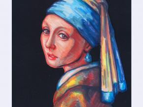 Dziewczyna z perłą - Ilustracja 4