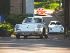 Porsche 356 International 2018 2