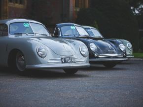 Porsche 356 International 2018 10