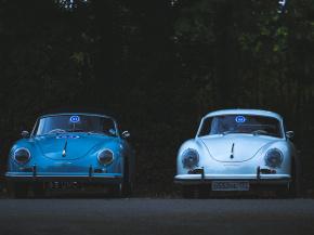 Porsche 356 International 2018 14