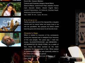 Cinema Posters and brochures by Onish Aminelahi 14