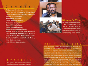 Cinema Posters and brochures by Onish Aminelahi 25