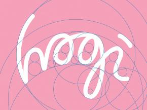 """Logotyp """"hagi"""" 2"""