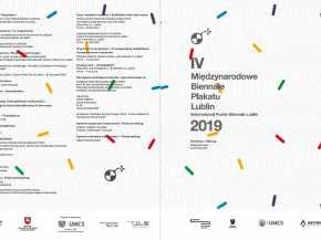 International Poster Biennale Lublin 2019 Catalogue 2