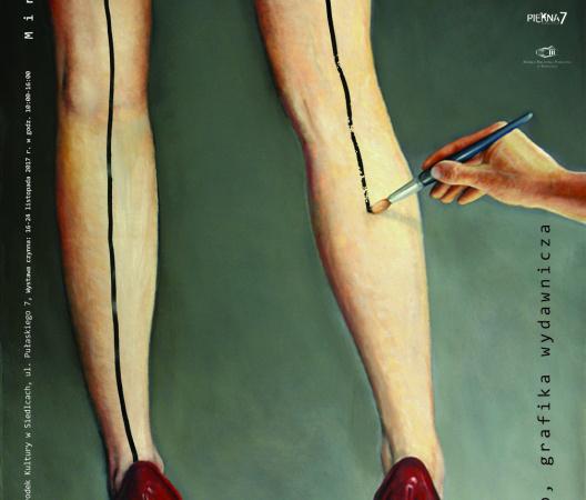 Zdrodowski wystawa plakatu, malarstwa...