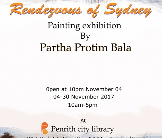 Poster for an Exhibition