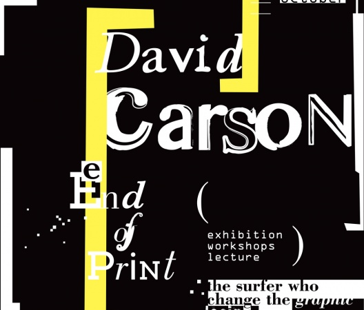 Tribute for David Carson