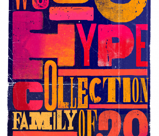 WOODTYPE COLLECTION
