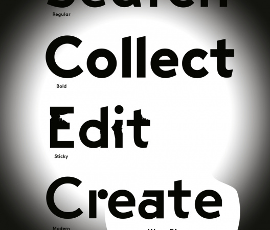 Search, Collect, Edit, Create. Wasz FA